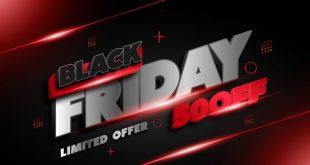 Free Black Friday Vectors