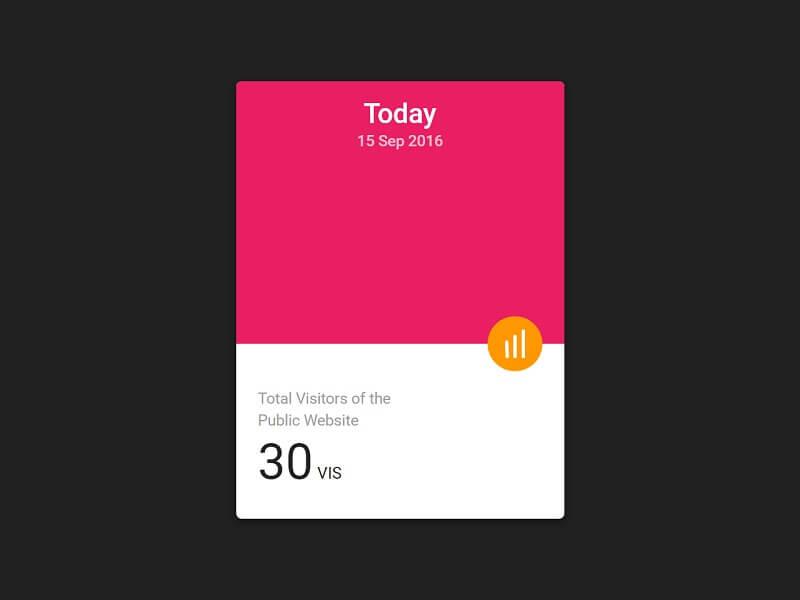 Material Card