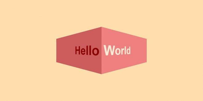 Best CSS 3D Text Effects