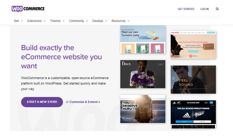 WooCommerce: Best eCommerce Platforms