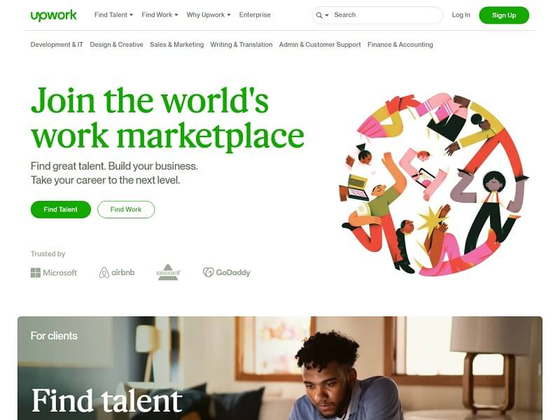 #Upwork: Best Freelance Websites For Beginners